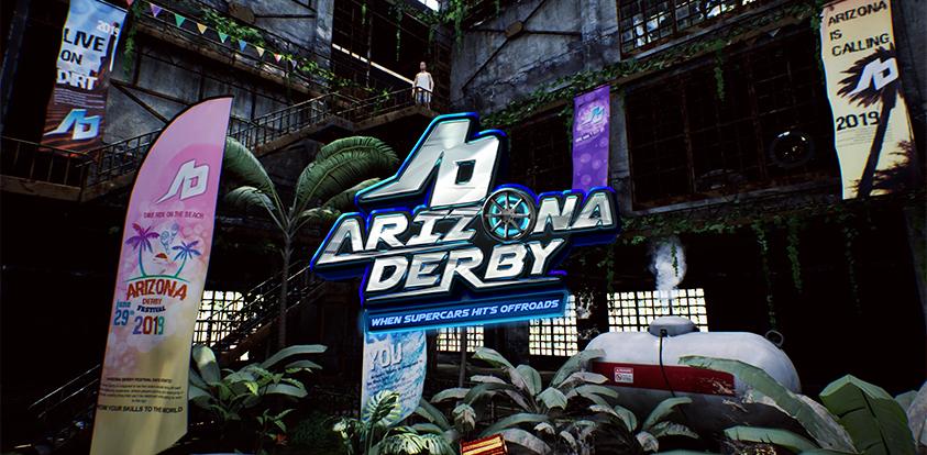 Arizona Derby: Offroad Wars