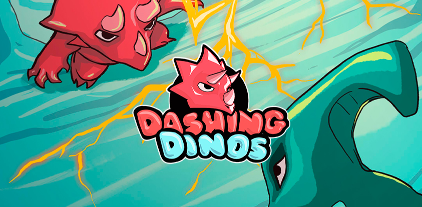 Dashing Dinos